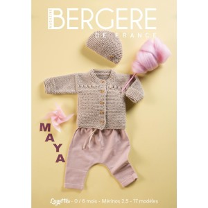 MAG. N°01 LAYETTE 1-6 MOIS