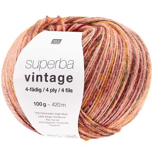 SUPERBA VINTAGE 4 FILS SAUMON MIX 003