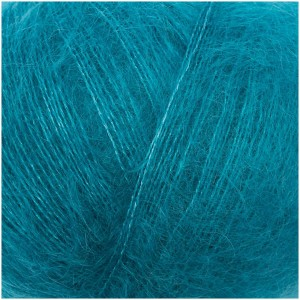 ESSENTIALS SUPER KID MOHAIR LOVES SILK TURQUOISE