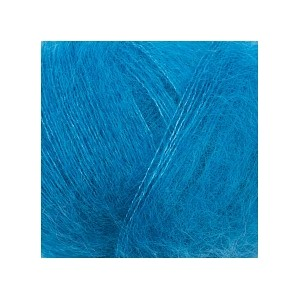 ESSENTIALS SUPER KID MOHAIR LOVES SILK BLEU ROY