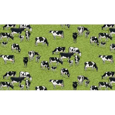VILLAGE LIFE COWS