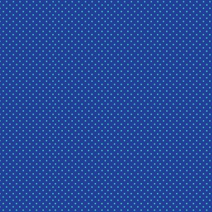 TURK SPOT ON BLUE