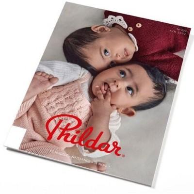 Catalogue n°200 - Layette Automne Hiver 2021-2022 - PHILDAR