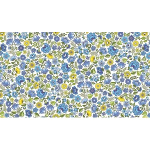 BLOOM CHINTZ BLUE