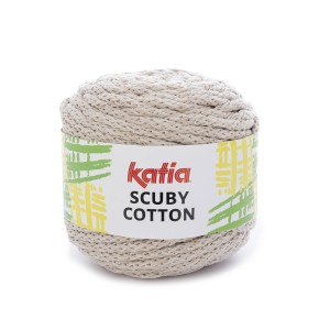 SCUBY COTTON BEIGE CLAIR