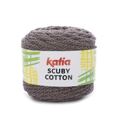 SCUBY COTTON BRUN FAUVE