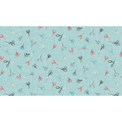 STITCH IN TIME SCISSORS BLUE