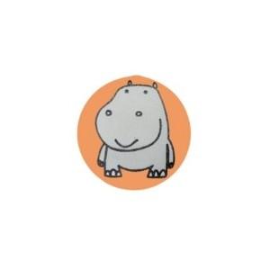 BOUTON HIPPO