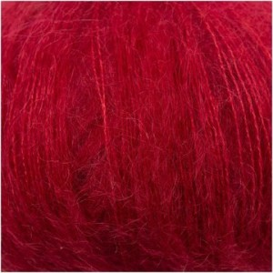 ESSENTIALS SUPER KID MOHAIR LOVES SILK CERISE