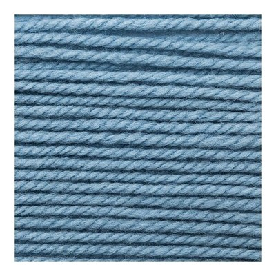 ESSENTIALS SOFT MERINO ARAN BLEU CIEL