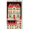 HOUSE ADVENT 10 X 110 CM