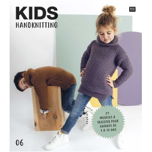 RICO KIDS N°6 HANDKNITTING