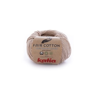 FAIR COTTON BRUN SEPIA
