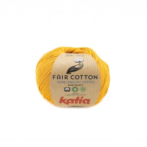 FAIR COTTON MOUTARDE