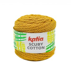 SCUBY COTTON MOUTARDE