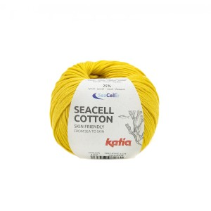 SEACELL COTTON JAUNE CITRON