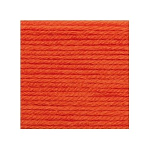 BASIC SOFT ACRYL DK ORANGE