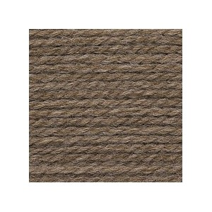 CREATIVE SOFT WOOL ARAN BRUN