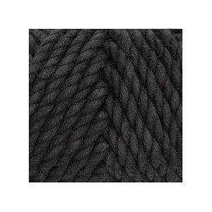 CREATIVE COTTON CORD NOIR
